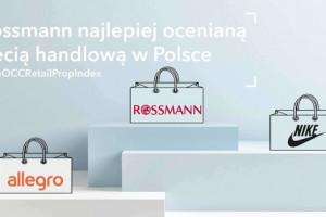 Rossmann, Nike i Allegro - to tam klienci lubią robić zakupy. A co z Biedronką i Zarą?