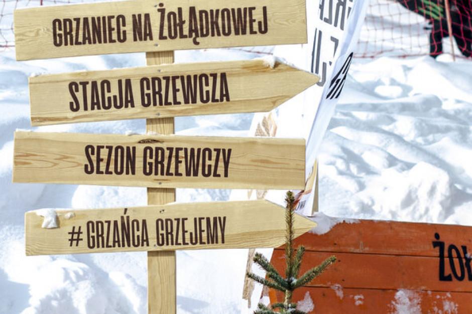 Stock Polska promuje Żołądkową w popularnych zimowych kurortach