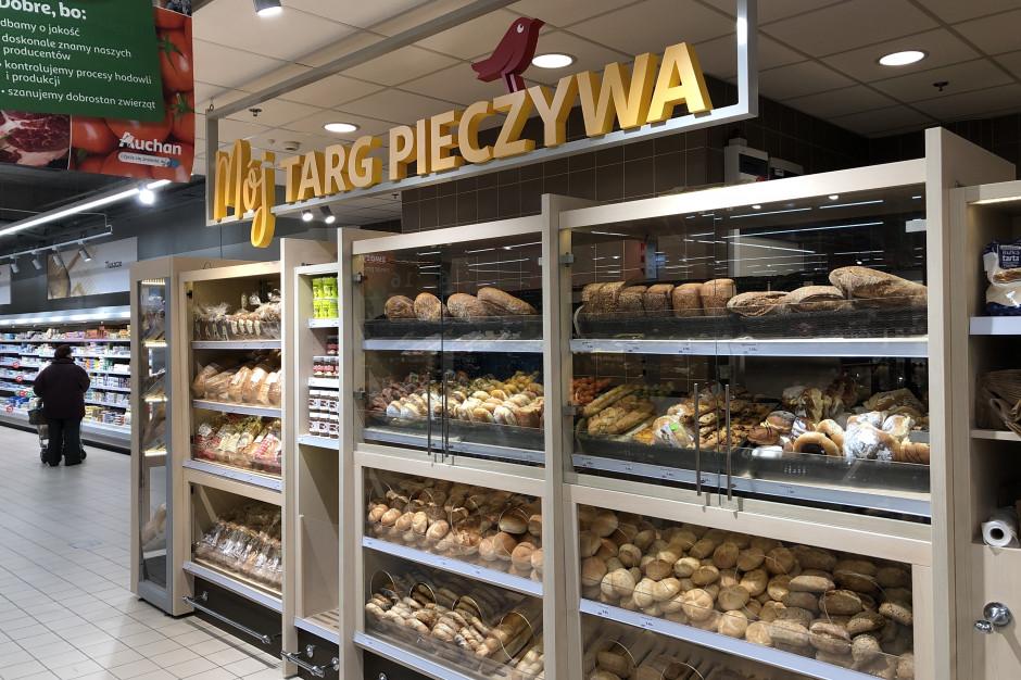 Auchan zamiast Intermarche, SPAR-a i Piotra i Pawła. 3 nowe sklepy w sieci