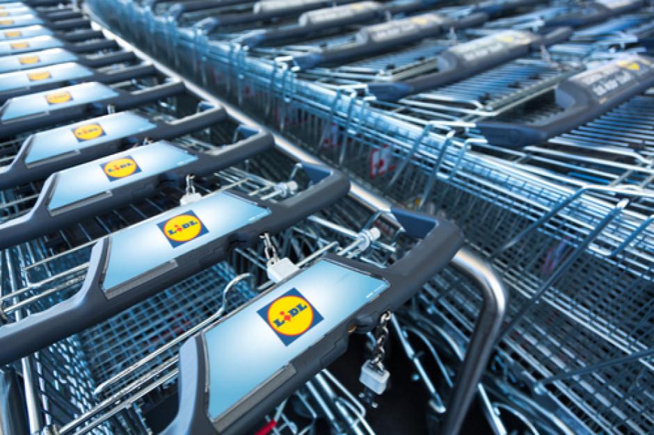 Od marca pracownicy sklepów Lidl będą zarabiać od 3,4 do 4,1 tys. zł brutto