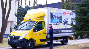 Dostawcy RTV EURO AGD wyposażeni w terminale płatnicze
