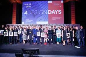 Nagrody Property Design Awards 2020 oraz Design-it-up wręczone podczas 4 Design Days