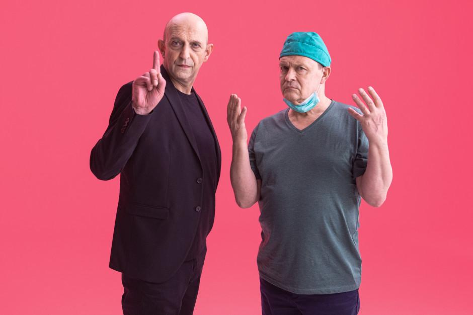 Janusz Chabior i Jan Frycz w kampanii OLX dekonspirują internetowych oszustów