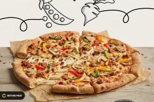 Beyond Meat na dobre zagości w Pizza Hut