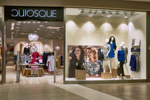 Quiosque restrukturyzuje sieć i relokuje salony