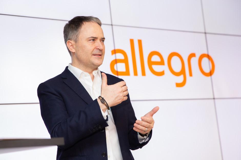 Ambitne plany Allegro: Wzrost liczby sprzedawców o 20 proc. i liczby ofert o ok. 50 proc.
