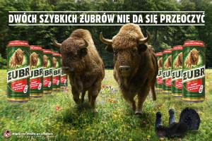 Żubr wspiera sprzedaż piwa loterią