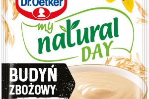 My Natural Day – nowa kampania produktów Dr. Oetkera