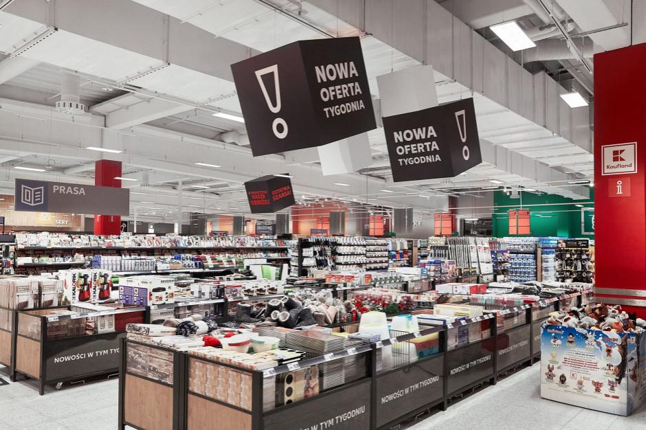 UOKiK: Kaufland może zawiesić swój szyld na 4 sklepach Tesco
