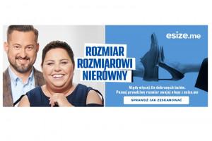 Dorota Wellman i Marcin Prokop w kampanii reklamowej esize.me