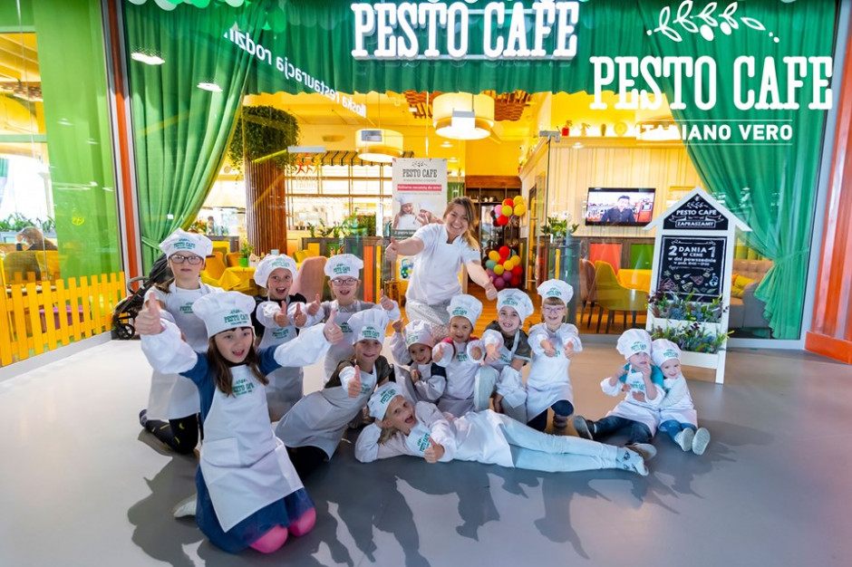 Na warszawskich Młocinach powstała restauracja dla rodzin z dziećmi