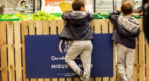 Darmowe owoce i warzywa dla dzieci w sklepach Carrefour