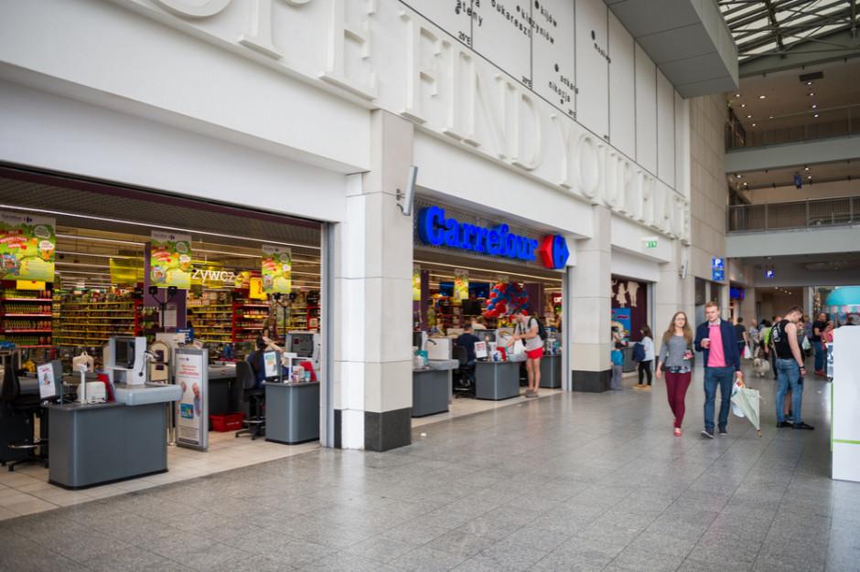 Tesco w Bełchatowie zmieni szyld na Carrefour
