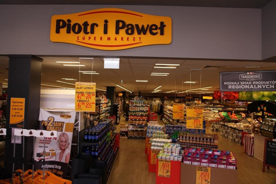 Sąd nie zgadza się na upadłość spółki, która prowadziła sklep Piotr i Paweł w Jarocinie