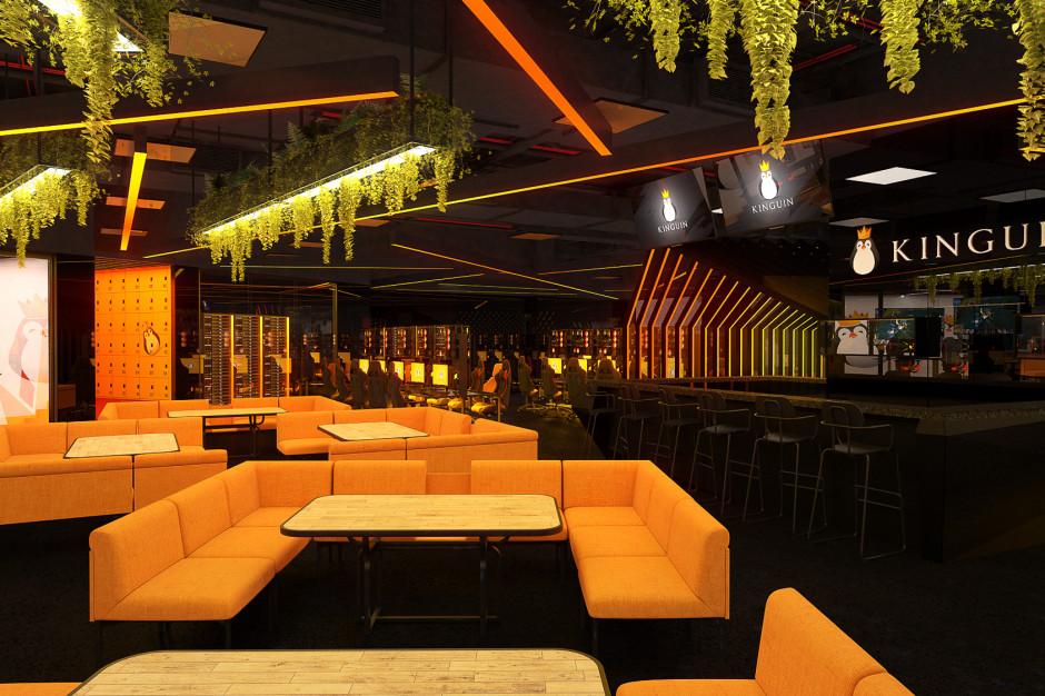 W Gdańsku otworzy się Kinguin Esport Lounge. To arena dla fanów esportu