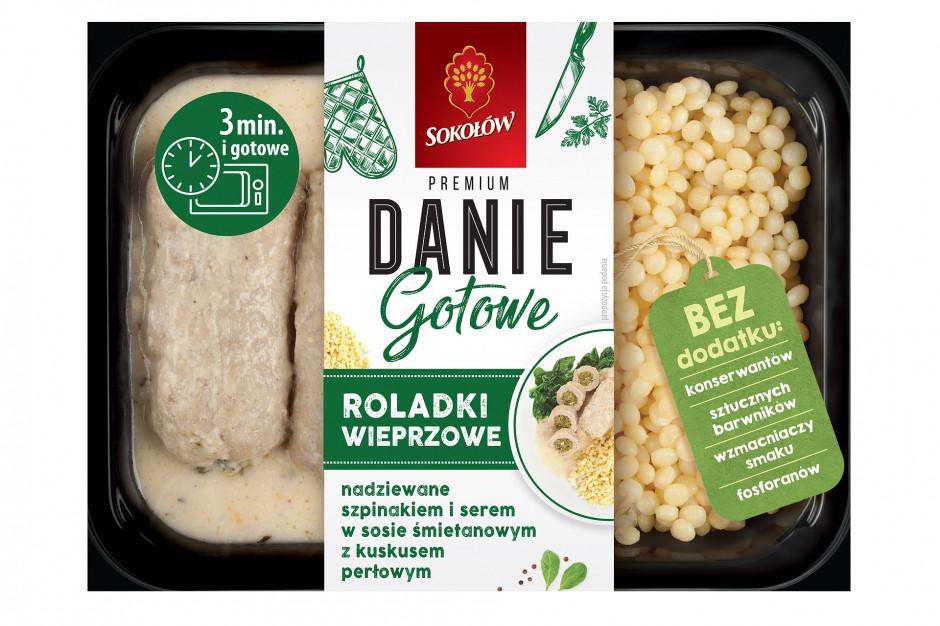 Dania Gotowe Premium - nowość w ofercie Sokołowa