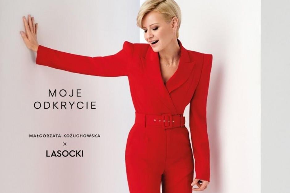Małgorzata Kożuchowska ambasadorką marki Lasocki, z grupy CCC
