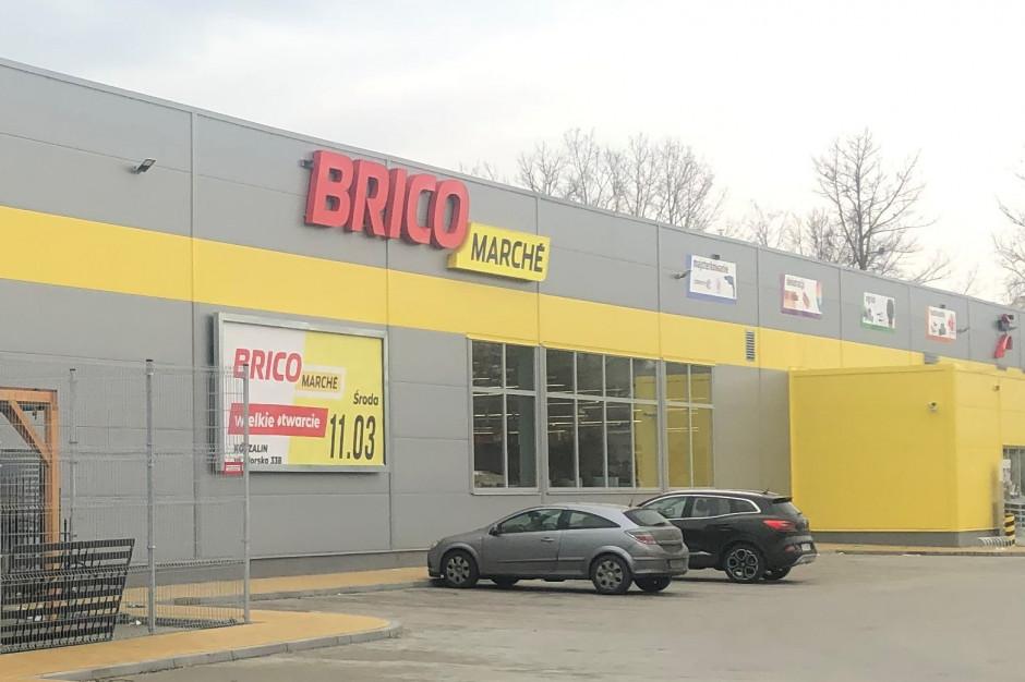 Bricomarché zadebiutuje w Koszalinie