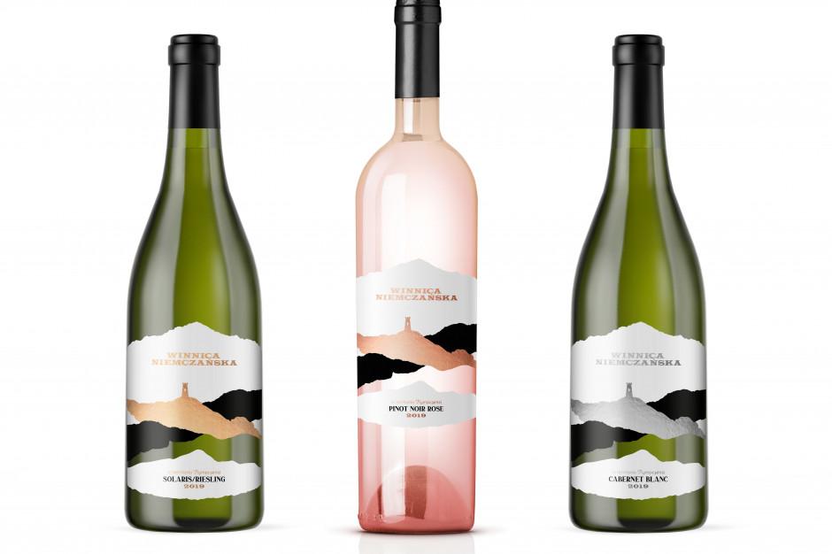 Wino z kolejnej polskiej winnicy na półkach Lidla