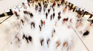 Mniej wizyt w centrach handlowych w czasach koronawirusa