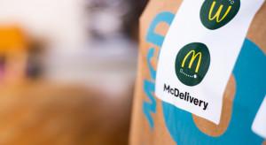 McDonald's: Sprzedaż tylko przez McDrive i McDelivery
