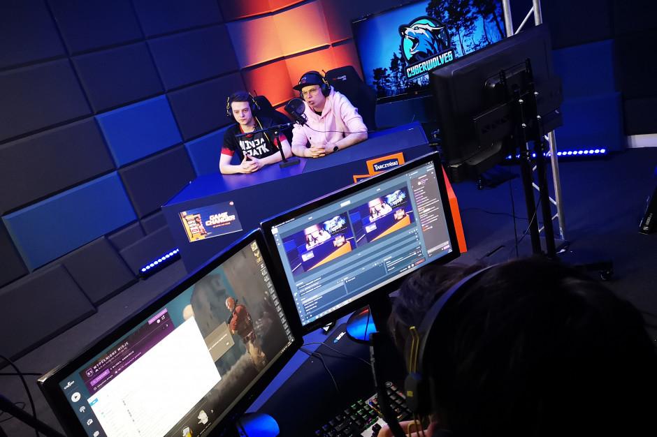 Tarczyński promuje się wśród fanów gamingu
