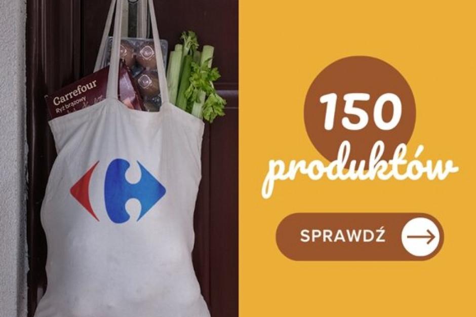 Carrefour daje gwarancję stałych cen dla 150 produktów marki własnej
