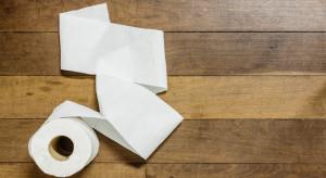 Szwecja: Tort w kształcie papieru toaletowego ratuje miejsca pracy