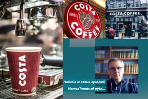 Costa Coffee: Naszym celem jest utrzymanie miejsc pracy