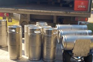 Grupa Żywiec odbiera niesprzedane piwo z restauracji i zwraca pieniądze