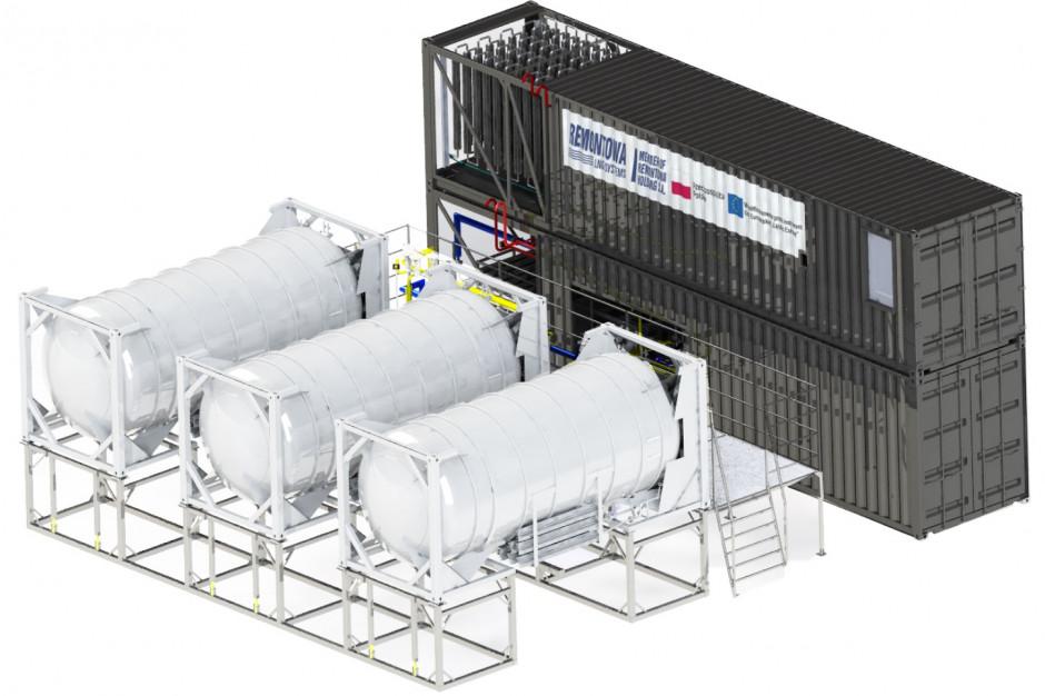 Lotos otworzy pierwszą stację tankowania LNG