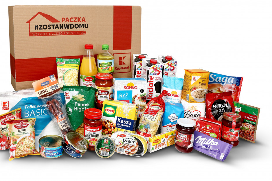 Kaufland uruchamia dostawy zakupów do domu przez Mango Telezakupy