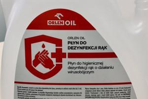 E. Leclerc przeprasza PKN Orlen za odsprzedaż płynów odkażających
