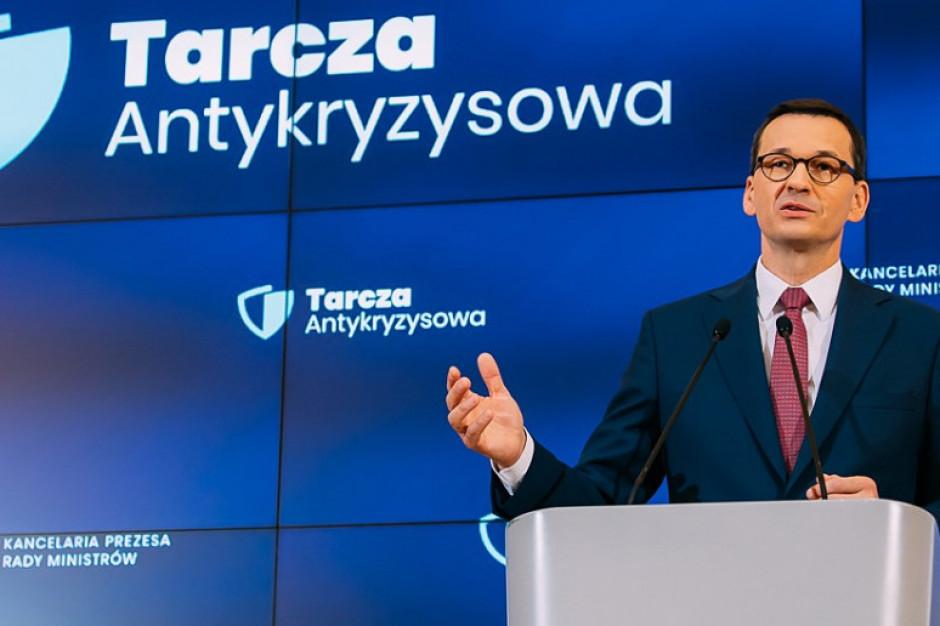 Premier: Nowe podatki pomogą w walce z koronawirusem