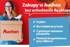 Auchan wprowadza usługę