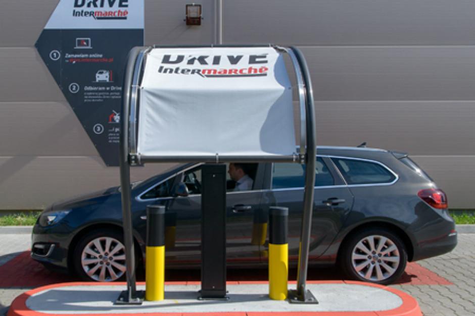 Intermarché: Pięciokrotny wzrost liczby zamówień składanych w ramach usługi Drive