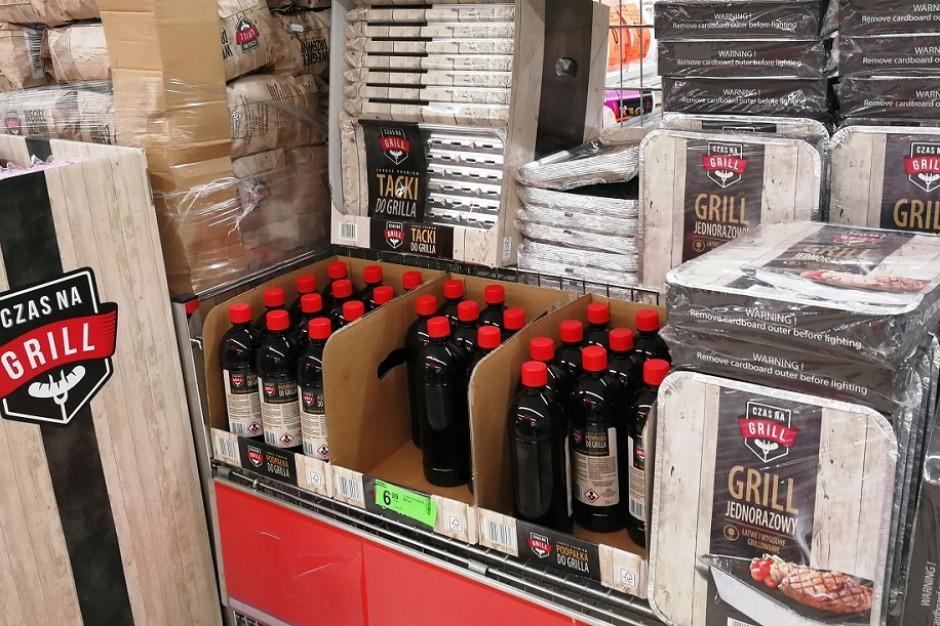 Polacy nie odpuszczą grilla w majówkę. W sklepach wydadzą nawet 150 zł