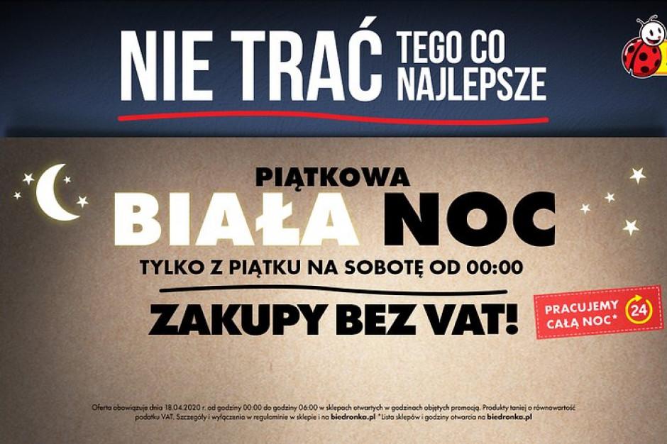 Błąd systemu kasowego w Biedronce: Płacąc 20 zł można było dostać towar za ponad 1000 zł