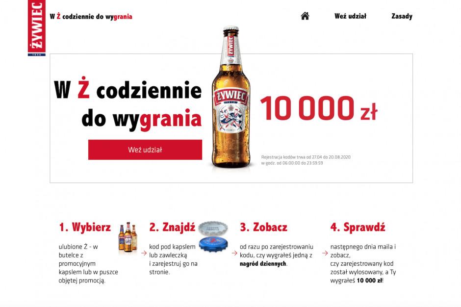 Rusza nowa loteria Żywca