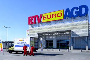 RTV Euro AGD uruchomiło mobilne punkty odbioru zamówień