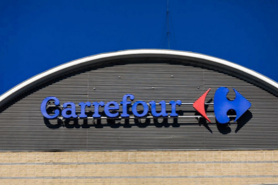 """Carrefour korzysta na """"premii koronawirusowej"""". W Polsce wzrost LfL o 8,8 proc."""