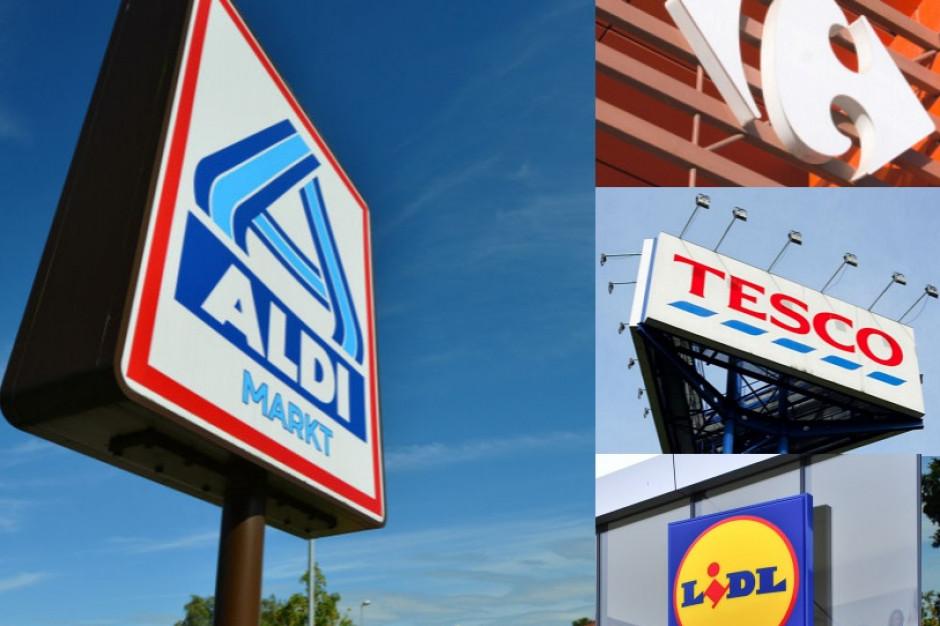 Aldi, Lidl, Tesco i Carrefour wśród najcenniejszych marek świata