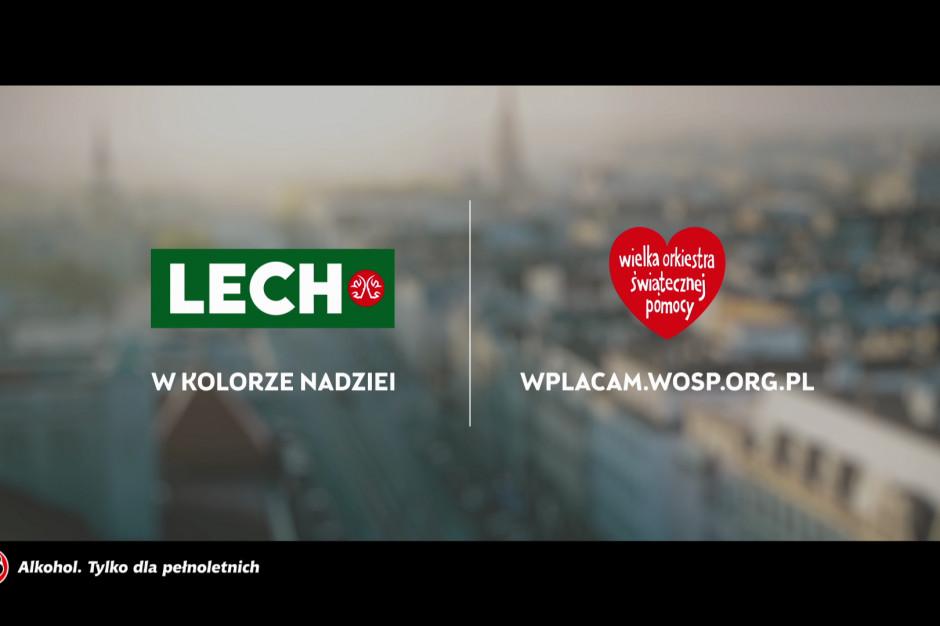 Lech Premium z nową kampanią w czasach pandemii