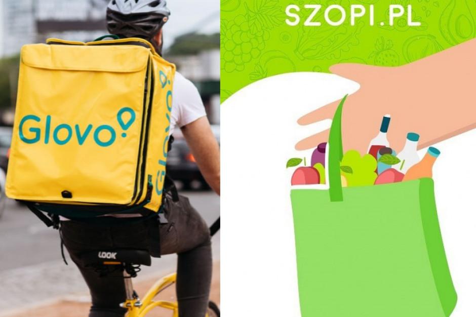 Glovo kontra Supermercato24. Który model sprawdzi się na polskim rynku?