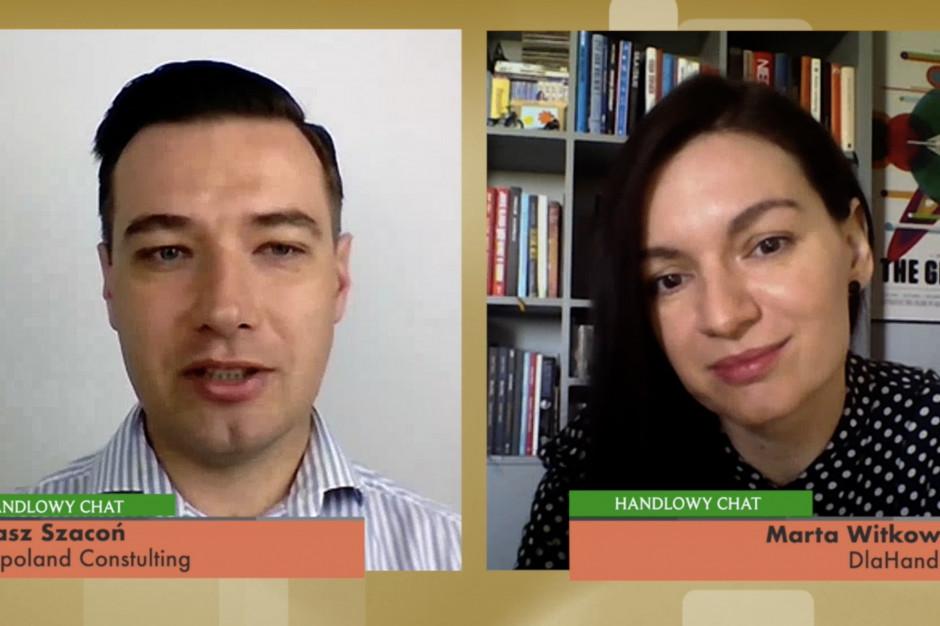 Handlowy chat: By nie podzielić losu Tesco trzeba mieć nowości na półkach