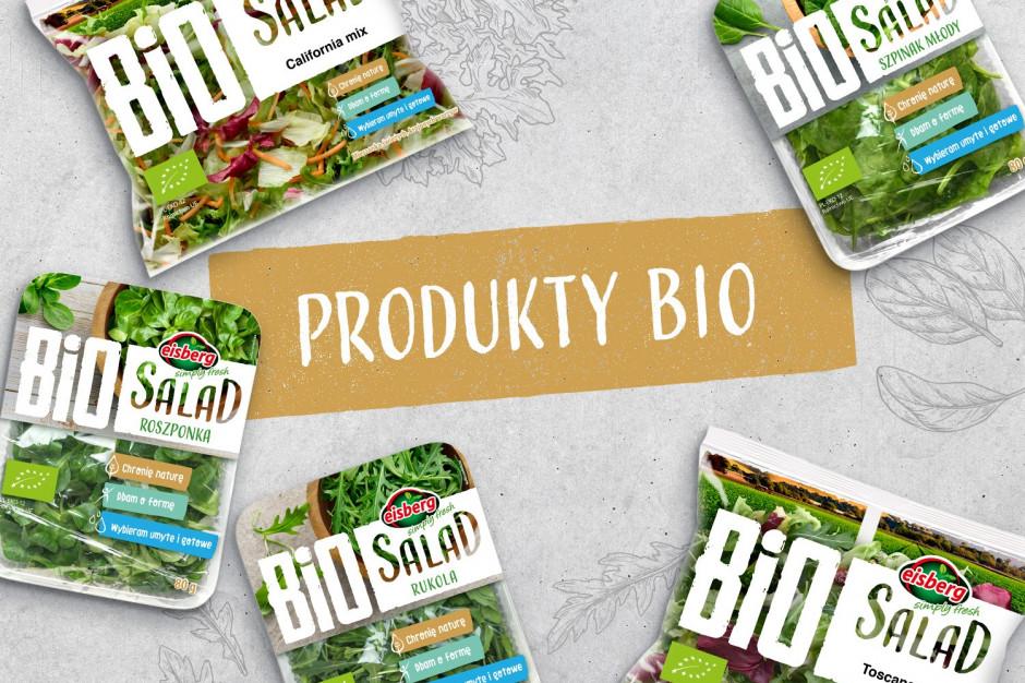 Linia produktów BIO marki Eisberg