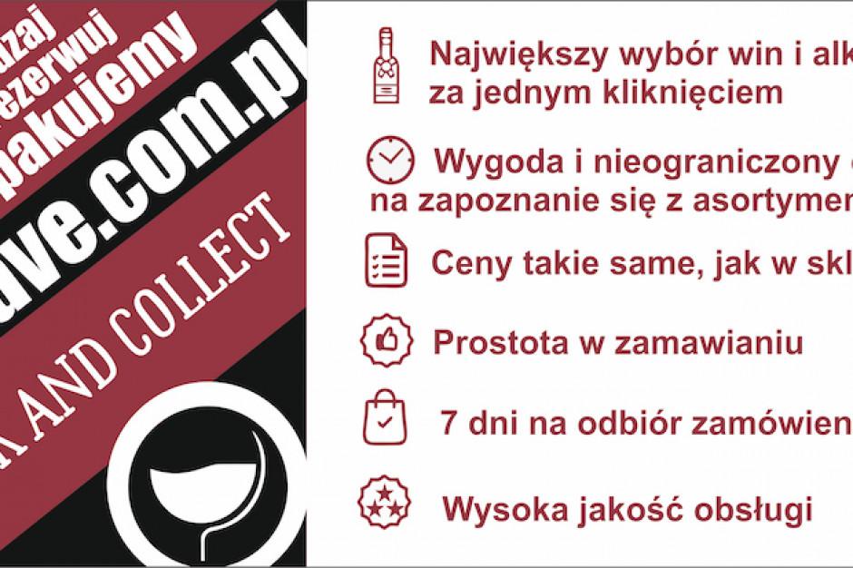 E.Leclerc Ursynów ruszył ze sklepem winiarskim online