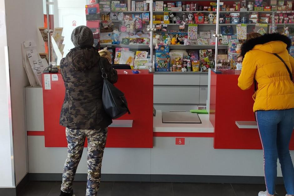 Placówki Poczty Polskiej znów czynne wpełnym wymiarze