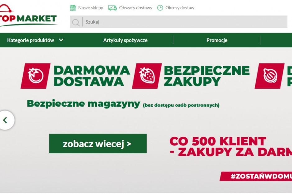 PGS tworzy platformę e-commerce dla sklepów Top Market