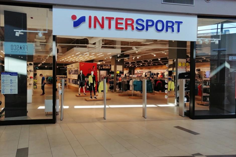 Nowy format sklepu Intersport w Poznaniu